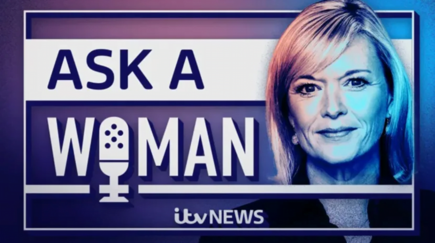 Ask a Woman podcast with Julie Etchingham