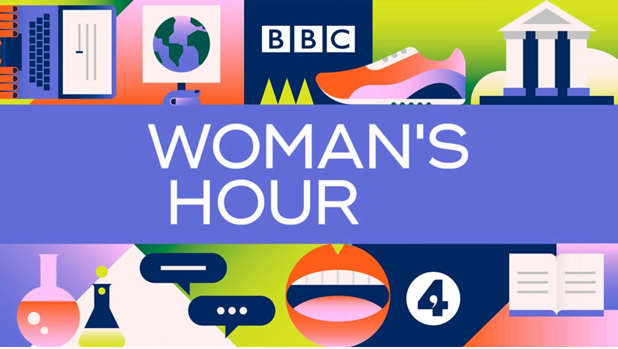 Interview with Emma Barnett on Woman's Hour