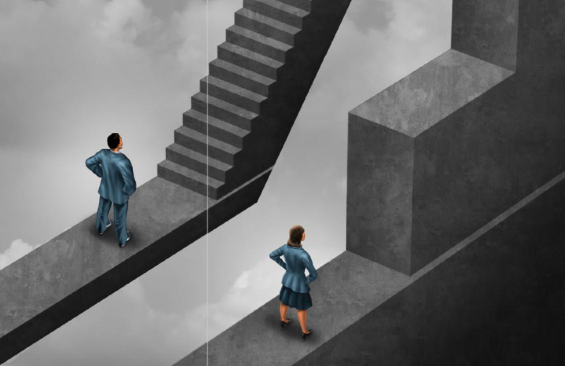 Continuing gender bias in leadership roles undermines us all